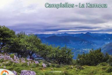 Ruta Campiellos a La Xamoca-Asturias