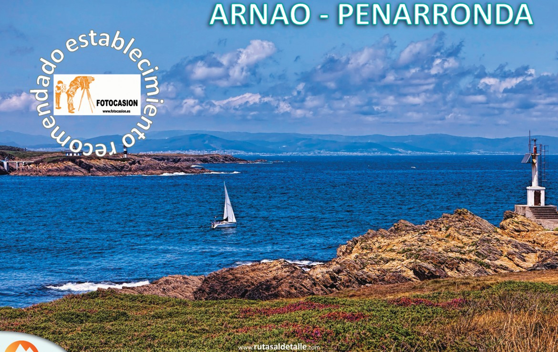 Ruta Costera de Arnao a Penarronda