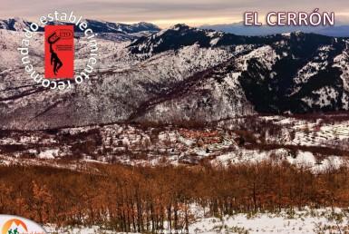 Ruta El Cerrón desde Cardoso de la Sierra