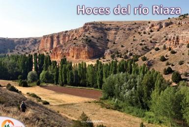 Ruta Hoces del río Riaza en el noreste de Segovia