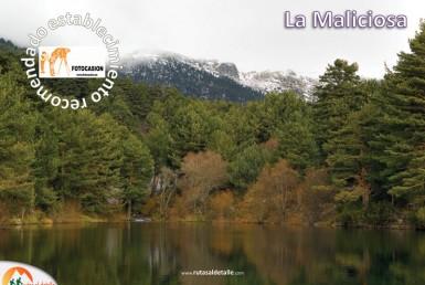 Ruta La Maliciosa desde La Barranca