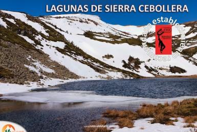 Ruta Lagunas de Sierra Cebollera en Molinos de Razón