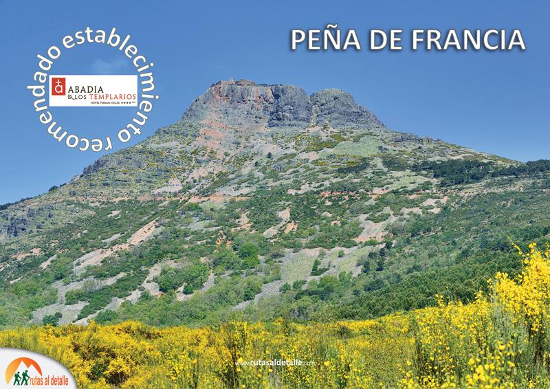 Ruta Peña de Francia