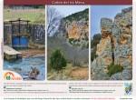 ruta canon del rio mesa desde mochales municipio de la provincia de guadalajara7