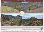 ruta canon del rio mesa desde mochales municipio de la provincia de guadalajara8