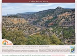 ruta canon del rio mesa desde mochales municipio de la provincia de guadalajara9
