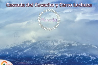 Ruta Cascada del Covacho y Cerro Lechuza