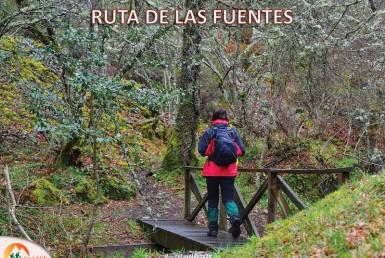 Ruta de Las Fuentes desde Noceda del Bierzo