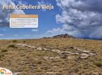 ruta desde somosierra a pena cebollera vieja en la comunidad de madrid13