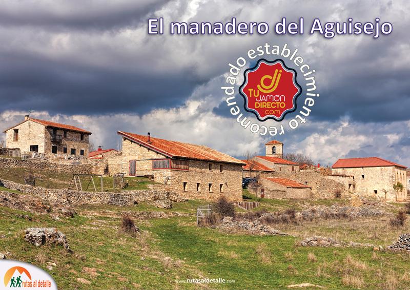 Ruta Manadero del Aguisejo desde Villacadima