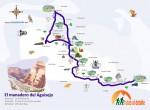 ruta el manadero del aguisejo desde villacadima municipio de cantalojas en guadalajara17