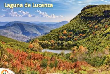 Ruta Laguna de Lucenza desde A Seara