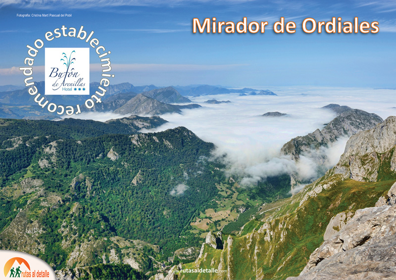Ruta Mirador de Ordiales