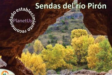 Ruta Sendas del río Pirón y cuevas de la Mora y de la Vaquera