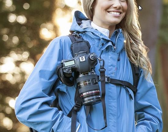 El mejor sistema para sujetar tu cámara de fotos