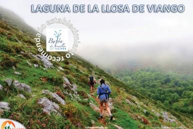 Ruta Laguna de la LLosa desde Llanes. Asturias
