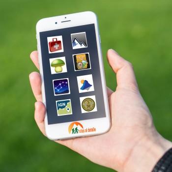 Las mejores aplicaciones para ayudarte en la naturaleza