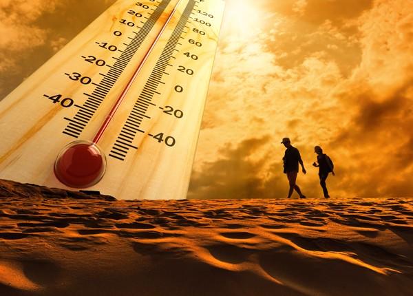 Golpe de calor. Hipertermia